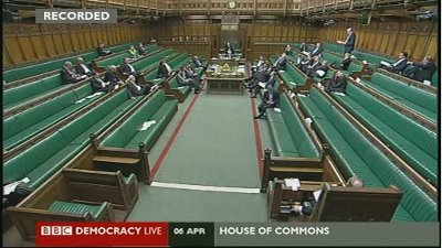 Digital Economy Bill debate in House of Commons