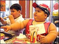 overweight McKid