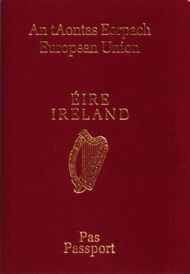 Pas Éireannach