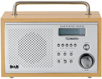 Technika DAB-106 Digital Radio