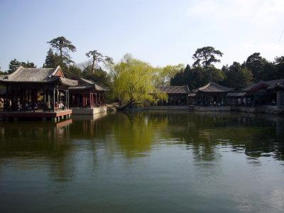 Yiheyuan lake